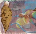 The Birth of a Butterfly, painting by Claudia Dose